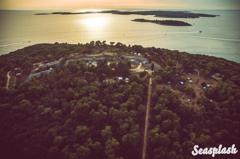Seasplash Festival Pula 2017