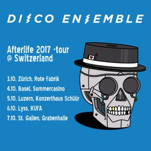 Disco Ensemble Switzerland 2017