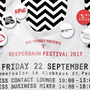 SME - Reeperbahn Festival 2017
